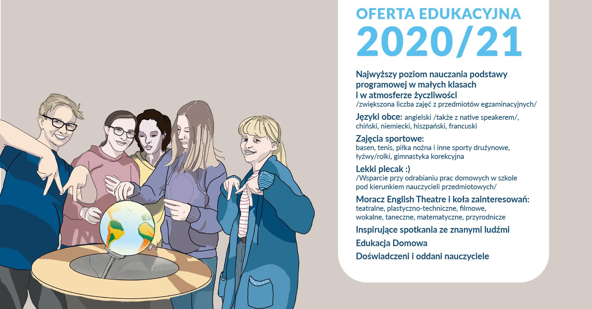 oferta edukacyjna 2020/21